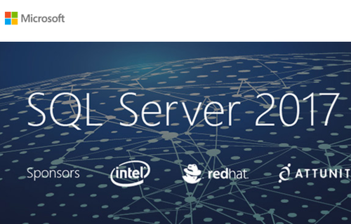 SQL Server 2017 on Linux Roadshow